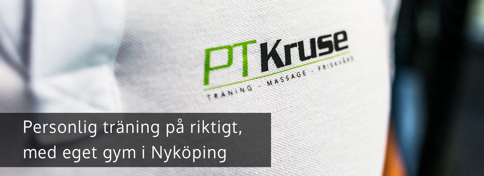 PT Kruse, personlig träning på riktigt